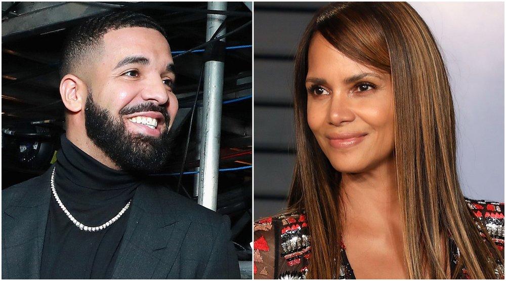 Drake dating halle berry